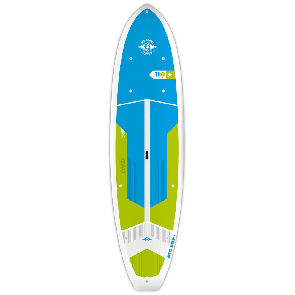 BIC Cross Adventure 11' Stand Up Paddleboard - NO COLOR
