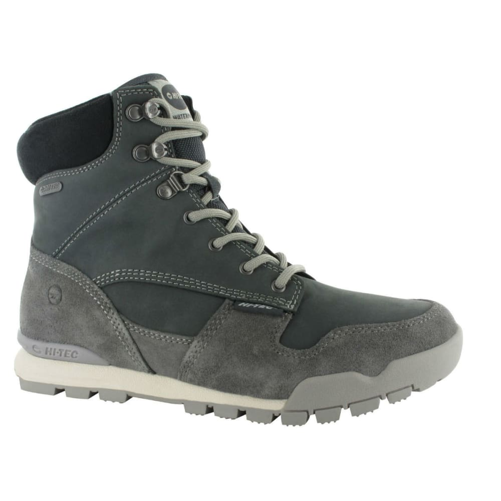 HI-TEC Women's Sierra Tarma WP Boots, Charcoal/Cool Grey - CHARCOAL/COOL GREY