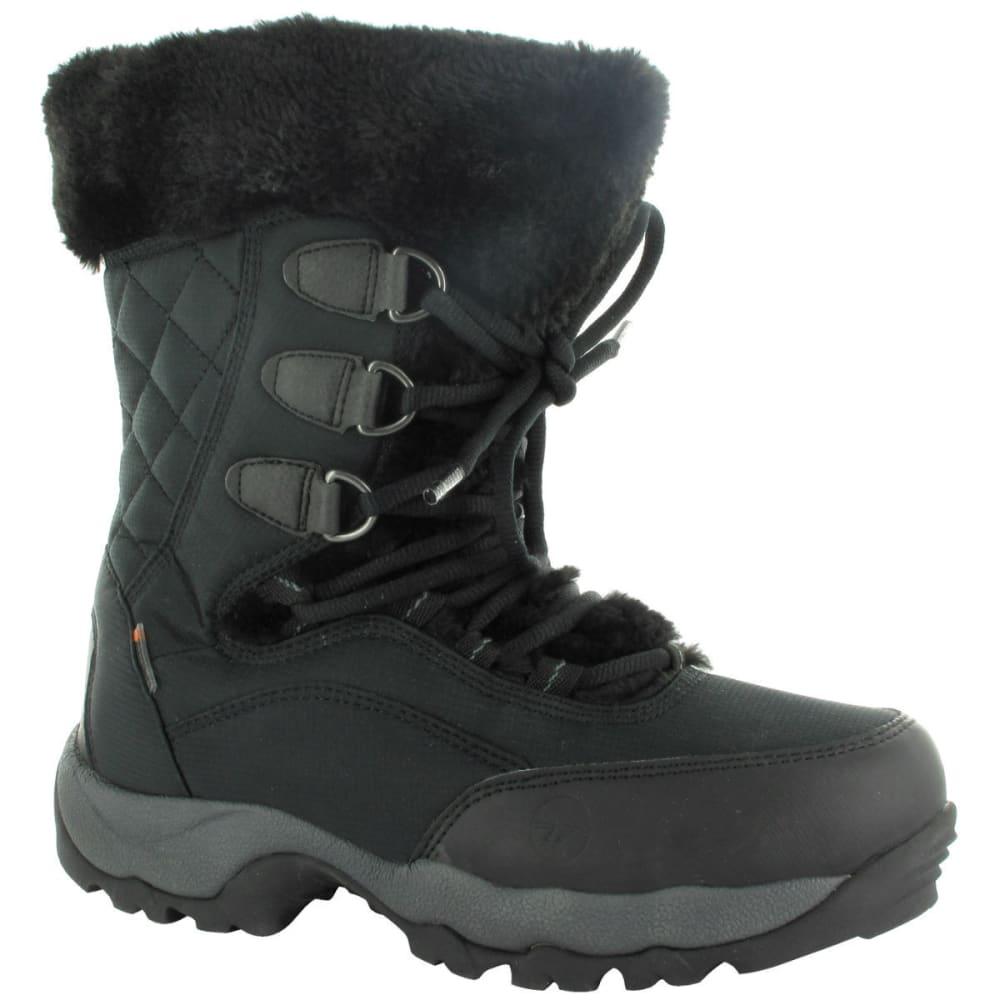 hi tec s st moritz 200 i wp boots black charcoal