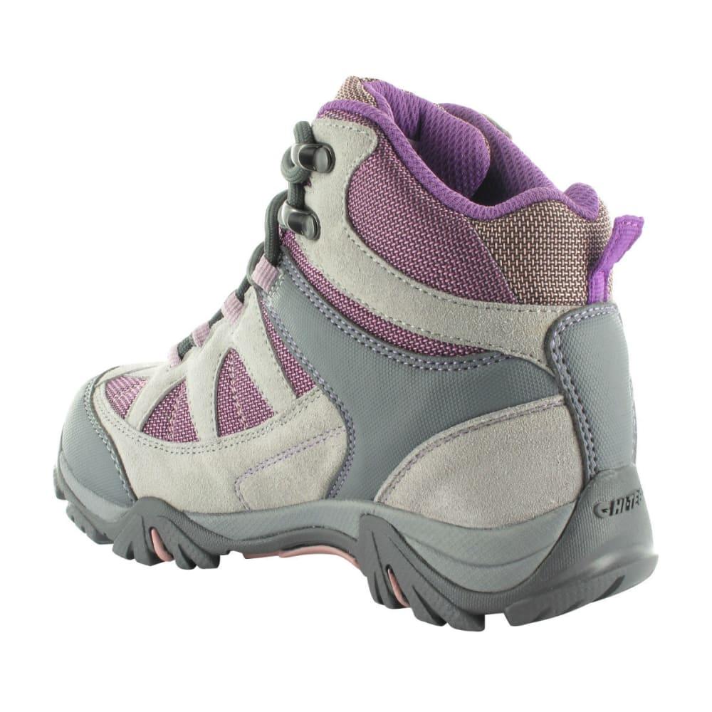HI-TEC Girls' Altitude Lite I WP Hiking Boots, Warm Grey/Orchid/Horizon - WARM GREY/ORCHID/HRZ