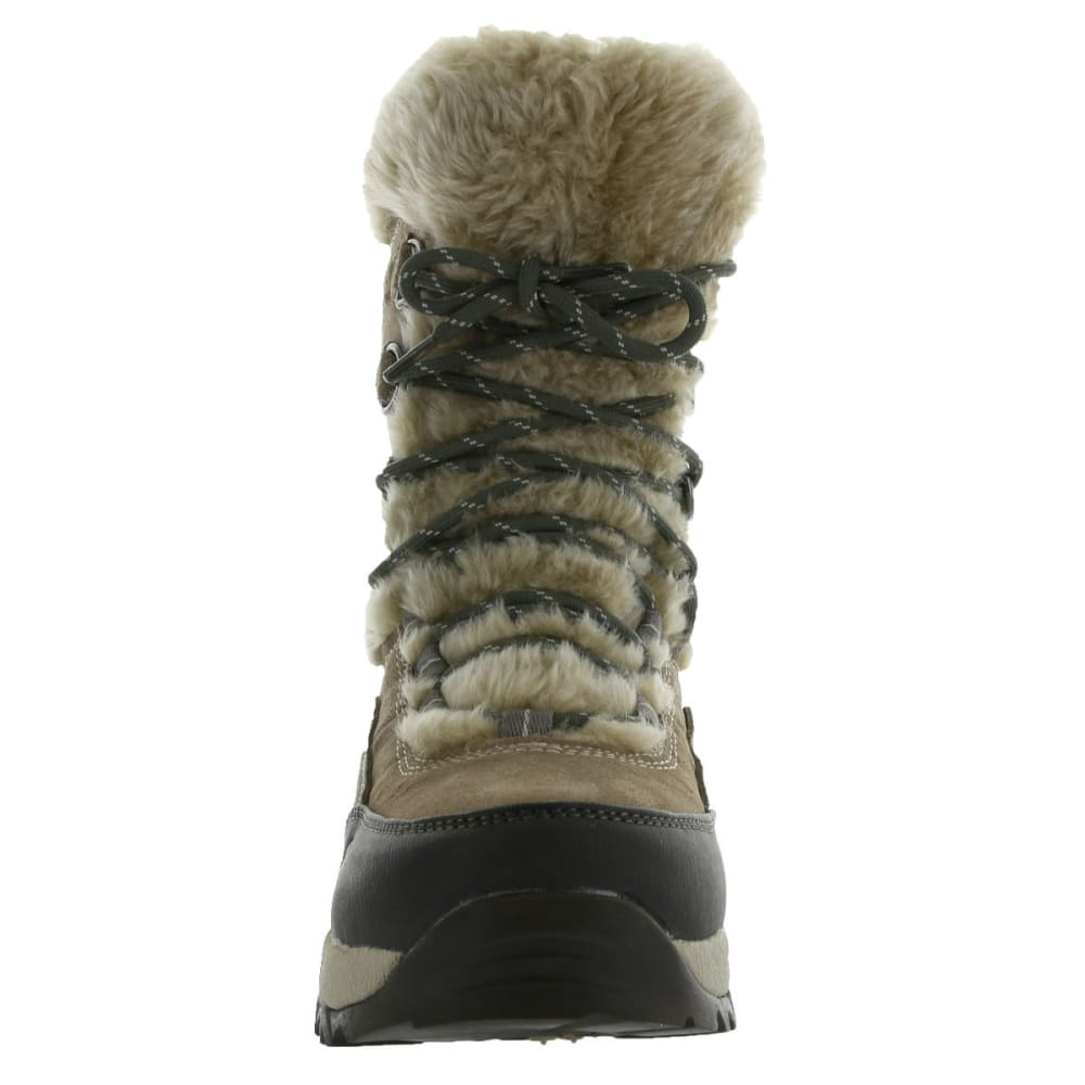 HI-TEC Women's St Moritz 200 WP II Boots, Olive/Taupe/Stone - OLVE/TAUPE/STONE