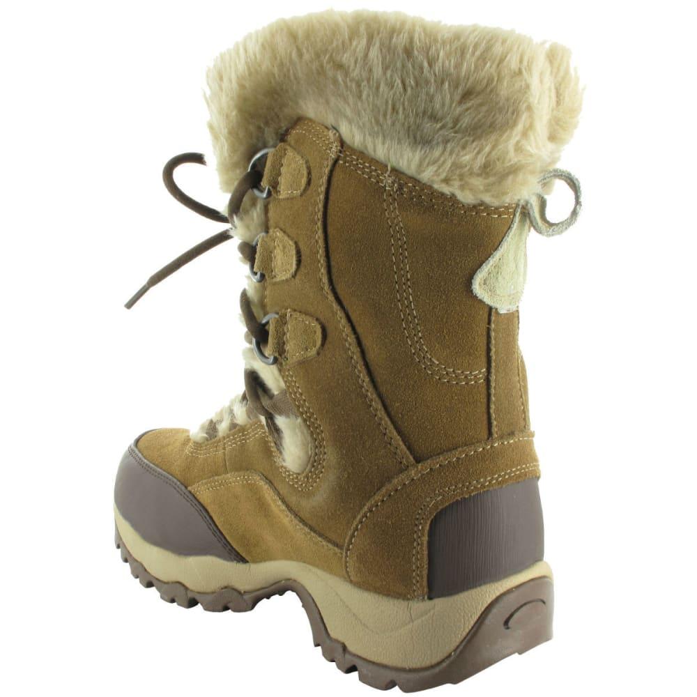 HI-TEC Women's St. Moritz 200 WP II Boots, Brown/Cream - BROWN/CREAM