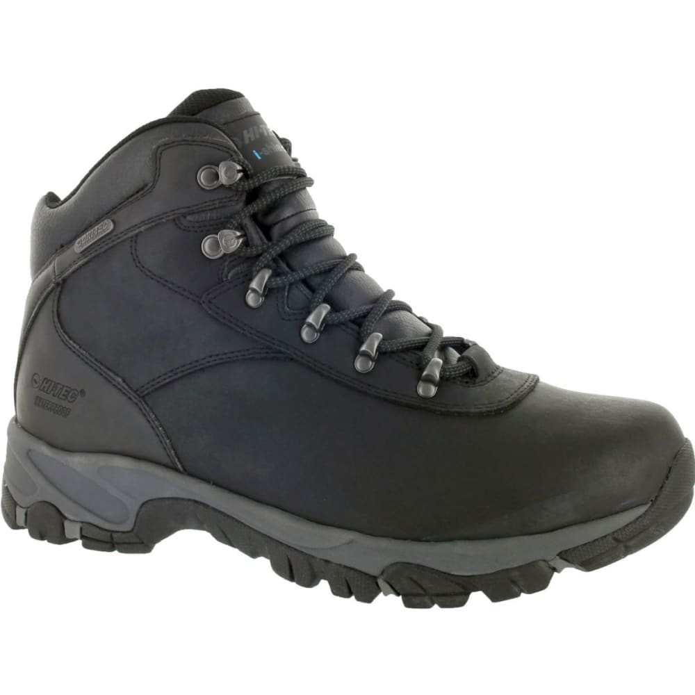 HI-TEC Men's Altitude V I WP Hiking Boots, Black/Graphite - BLACK/GRAPHITE