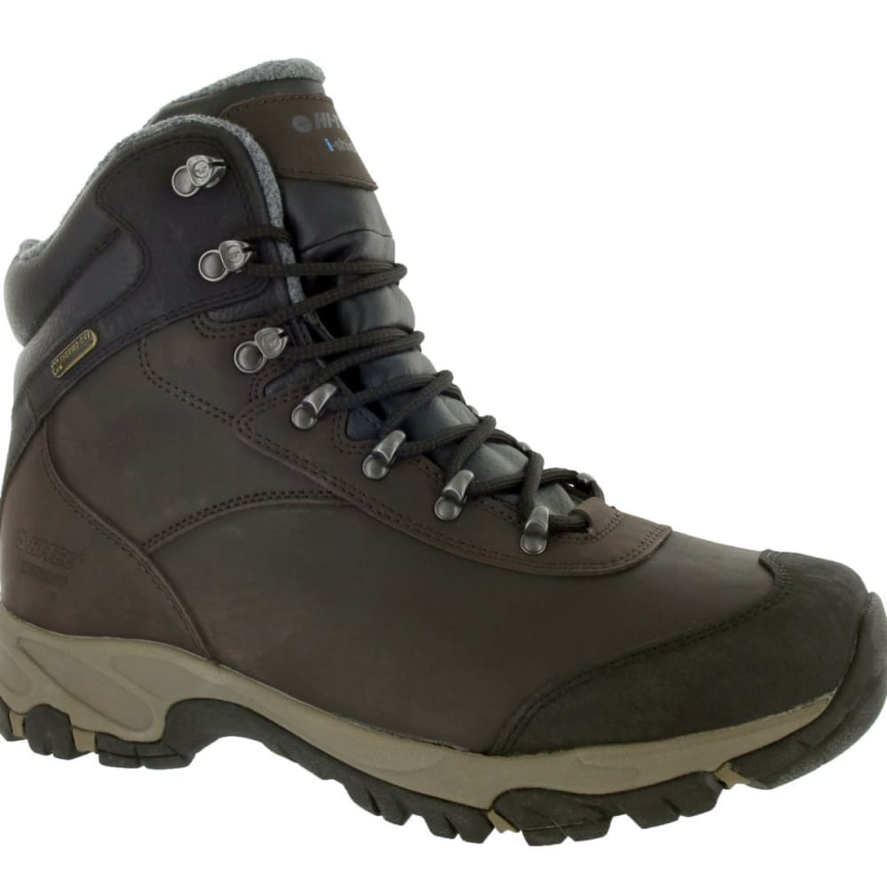 HI-TEC Men's ALtitude V 200 I Hikinh WP Boots, Dark Chocolate - DARK CHOCOLATE