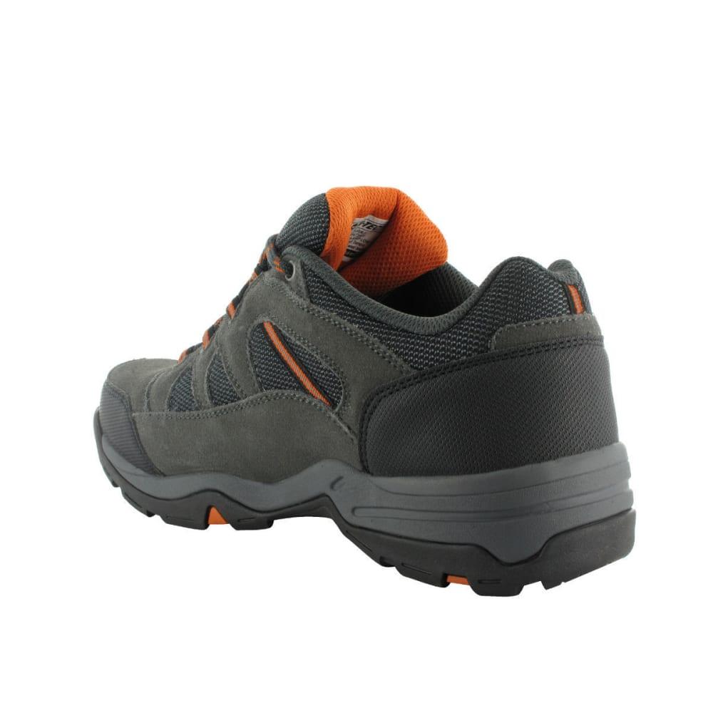 190e344392a789 HI-TEC Men's Bandera II Low WP Shoes, Charcoal/Graphite/Burnt Orange ...