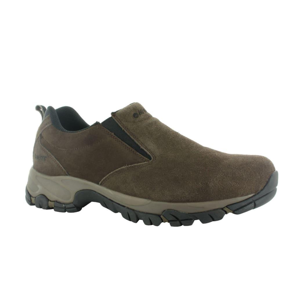 HI-TEC Men's Altitude Moc Shoes - DARK CHOCOLATE