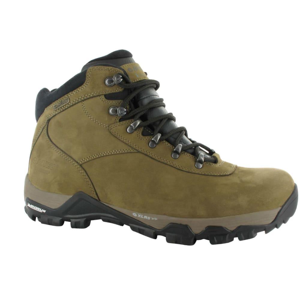 HI-TEC Men's Altitude Ox I WP Hiking Boots, Smokey Brown - SMOKEY BROWN