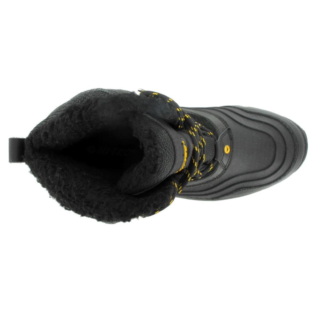 HI-TEC Men's Snow Peak 200 Waterproof Boots - BLACK/GOLD