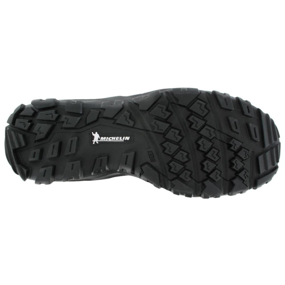 HI-TEC Men's Trail Ox Winter Mid 200 I WP Boots - CHOCOLATE/BLACK