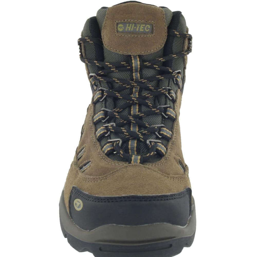 a27aebc9106 HI-TEC Men's Bandera MID WP Hiking Boots, Bone/Brown/Mustard