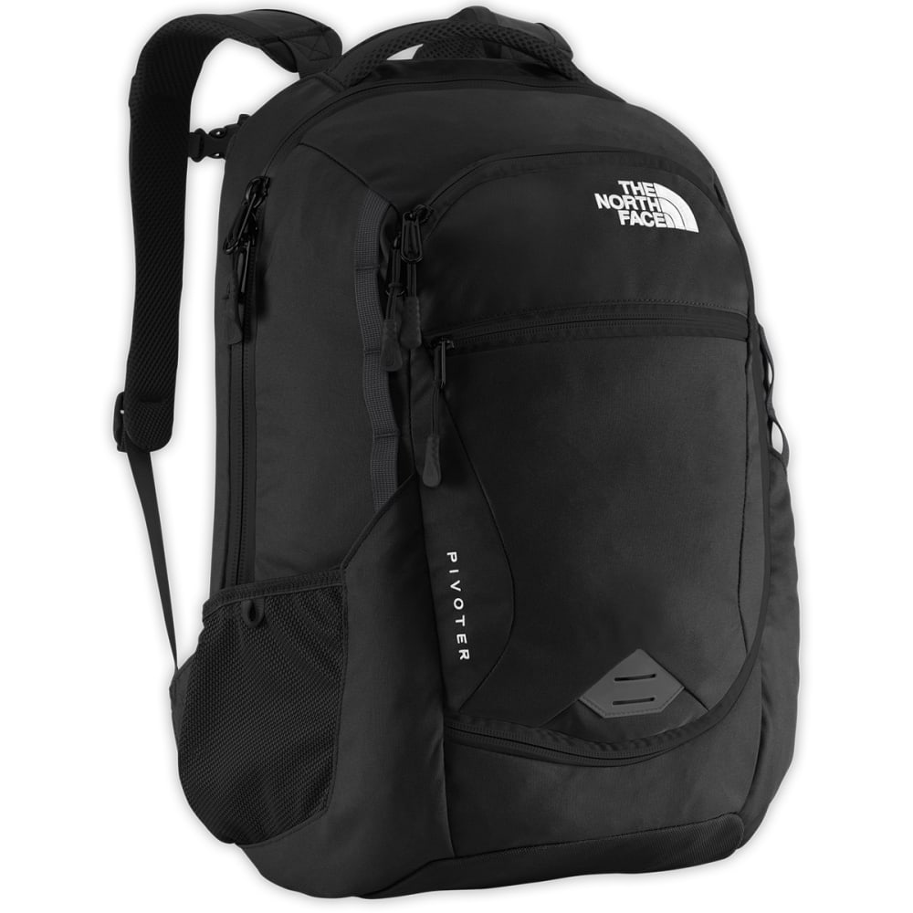 THE NORTH FACE Women's Pivoter Backpack - TNF BLACK