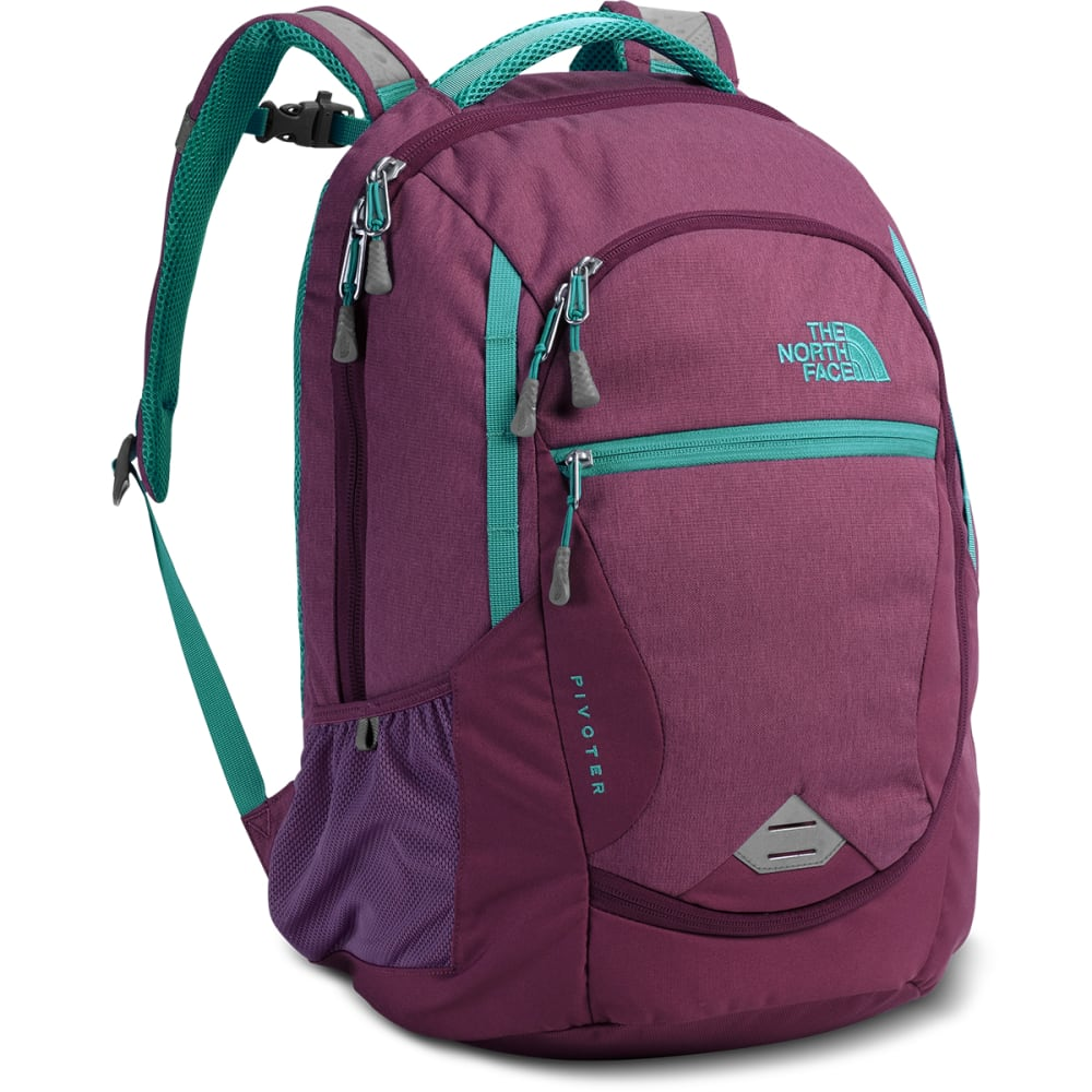 THE NORTH FACE Women's Pivoter Backpack - AMARANTH PURP HTHR