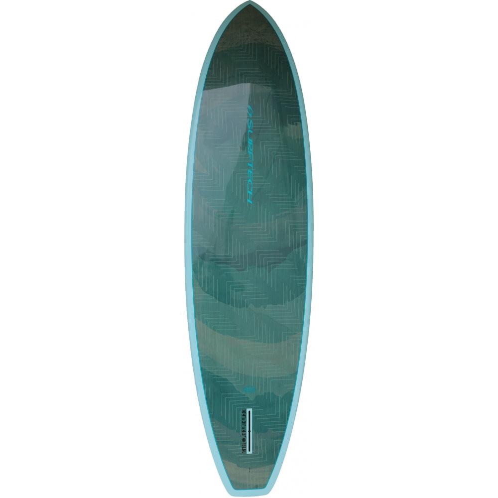"""SURFTECH Chameleon TEKEfx Hybrid Touring Paddleboard, 10' 4"""" - NO COLOR"""