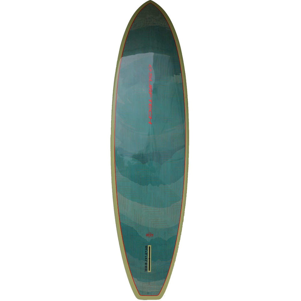 "SURFTECH Chameleon TEKefx Hybrid Touring Paddleboard, 11' 4"" - NO COLOR"