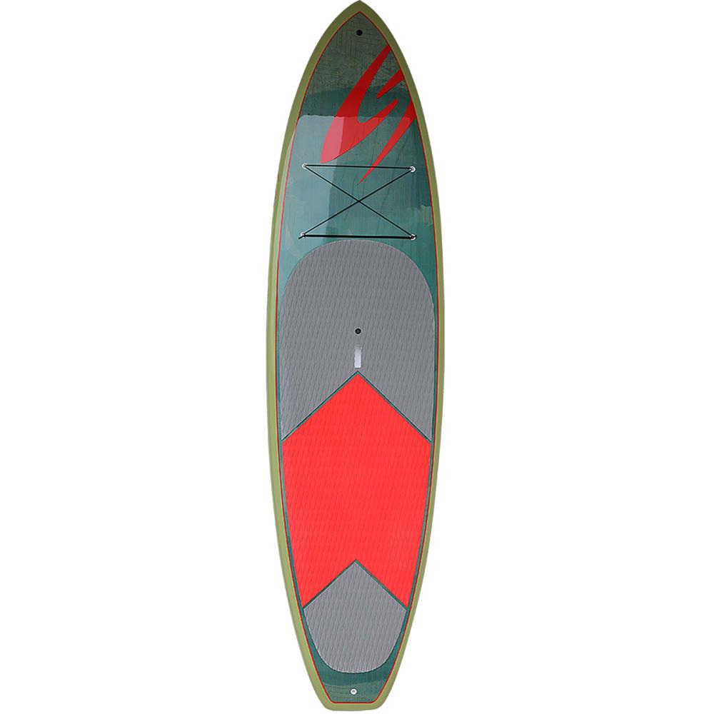 """SURFTECH Chameleon TEKefx Hybrid Touring Paddleboard, 11' 4"""" - NO COLOR"""