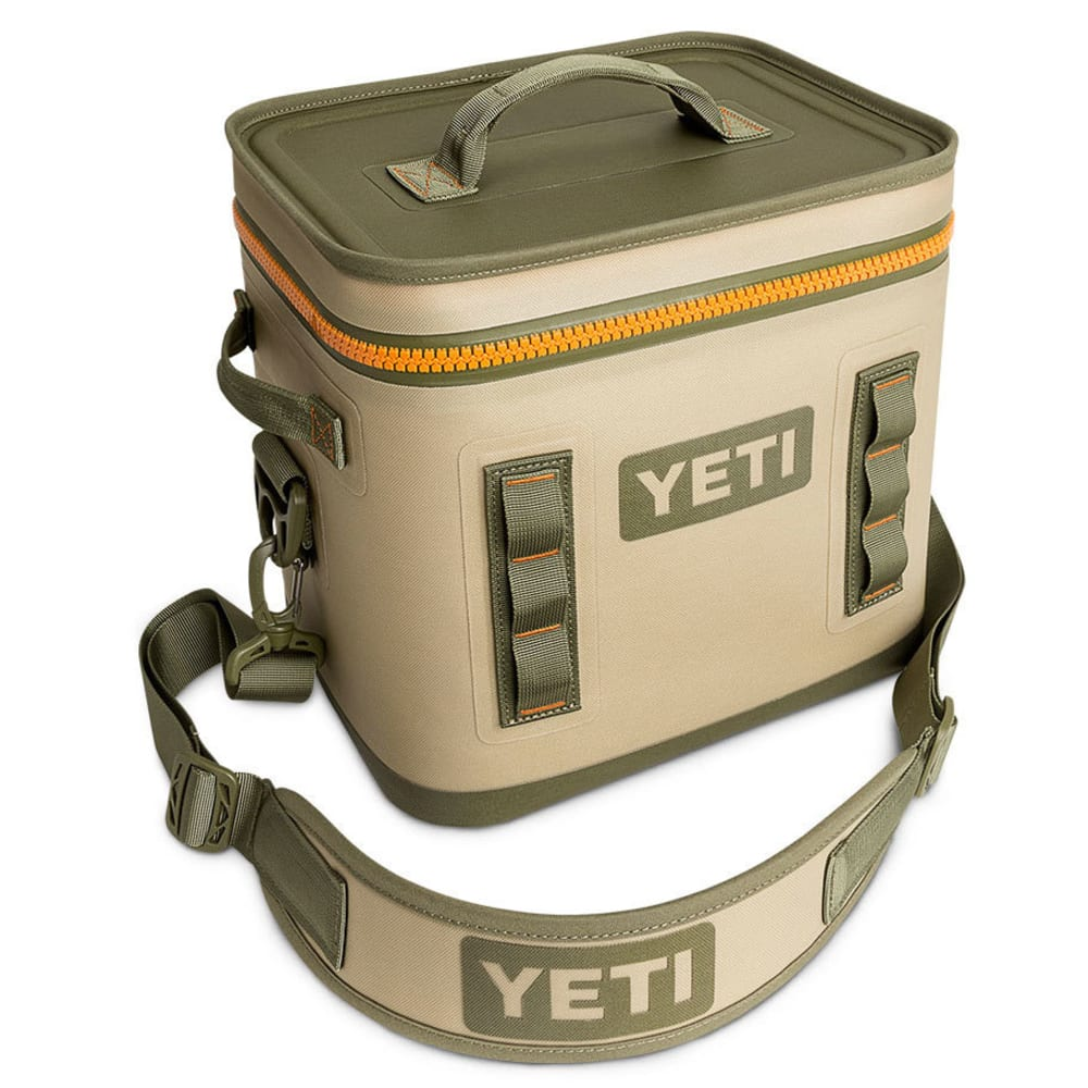 YETI Hopper Flip 12 Soft Cooler - FIELD TAN