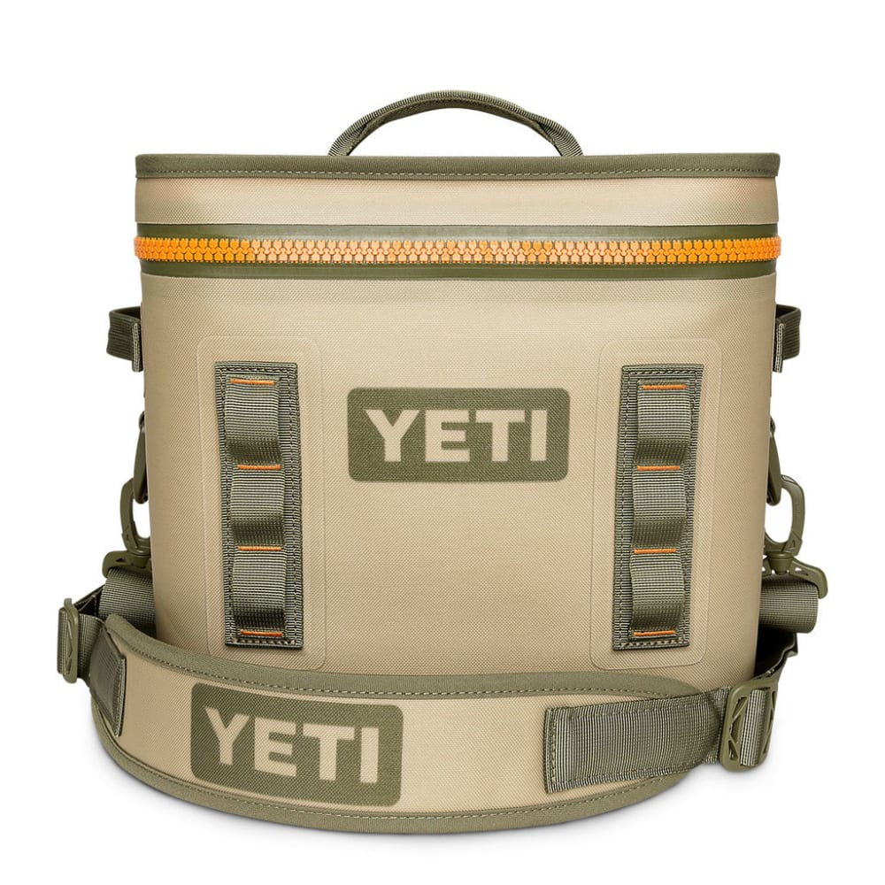 Yeti Hopper Flip 12 Soft Cooler - Brown 18010110000