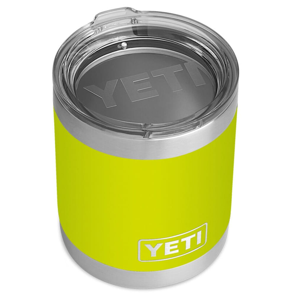 YETI 10 oz. Rambler Lowball Bottle with Lid NO SIZE