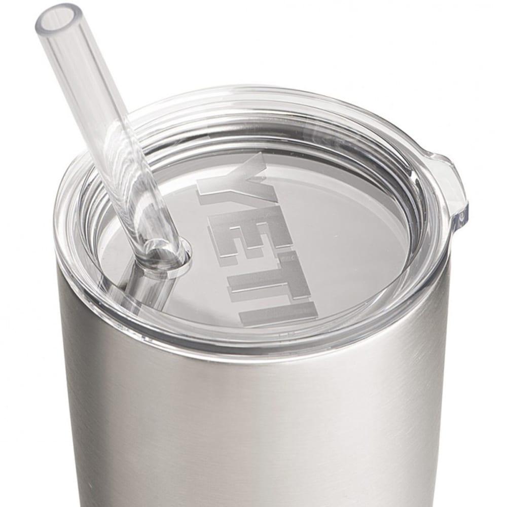 YETI 20 oz. Rambler Tumbler Straw Lid - CLEAR