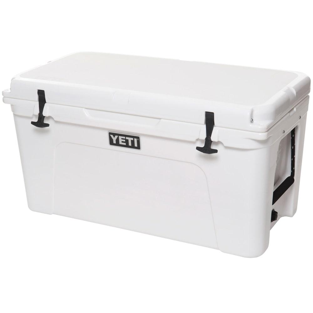 YETI Tundra 75 Hard Cooler - WHITE/YT75W