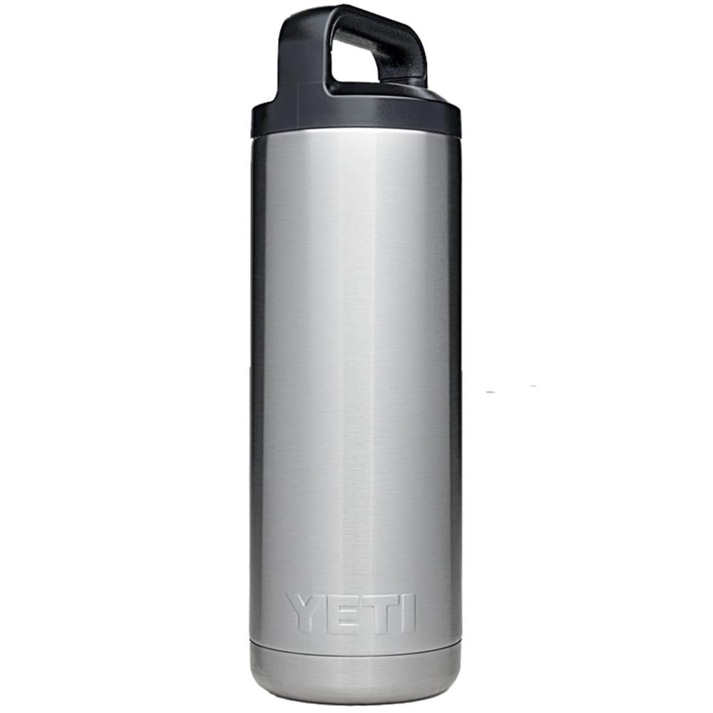 YETI 18 oz. Rambler Bottle - STAINLESS STEEL