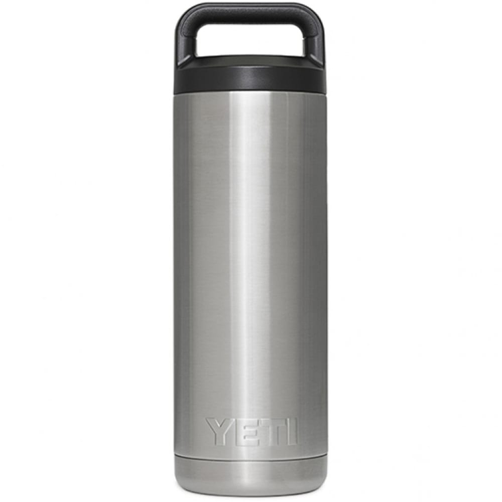 YETI 18 oz. Rambler Bottle - STAINLESS STEEL