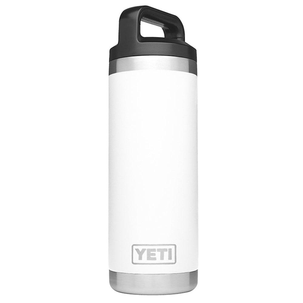 YETI 18 oz. Rambler Bottle - WHITE