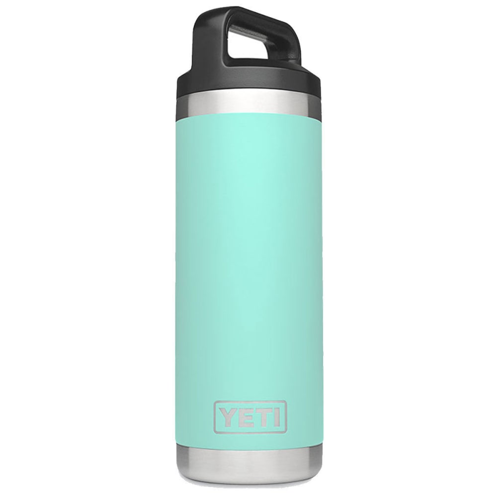 YETI 18 oz. Rambler Bottle - SEAFOAM/ YRAMB18SF