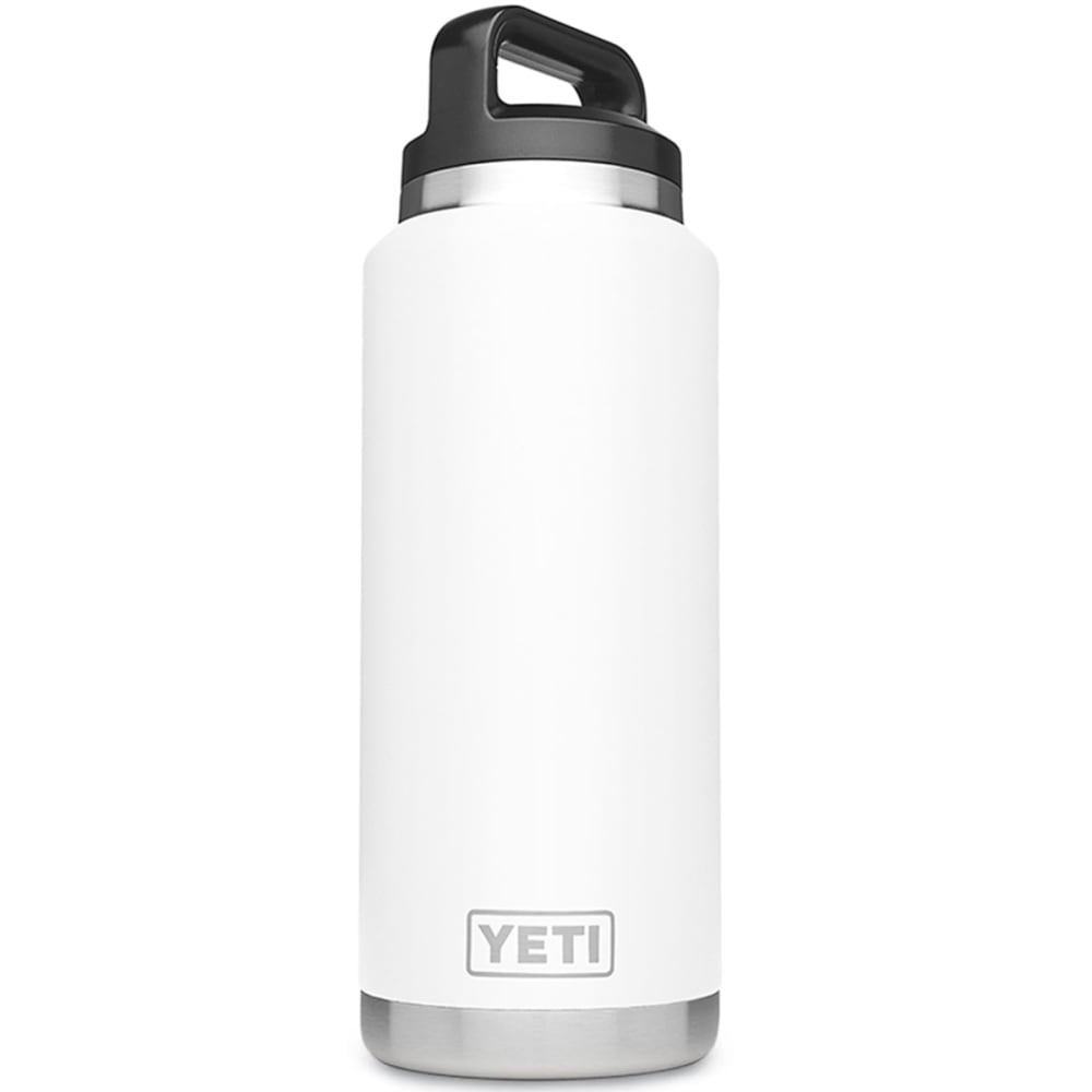 YETI 36 oz. Rambler Bottle - WHITE