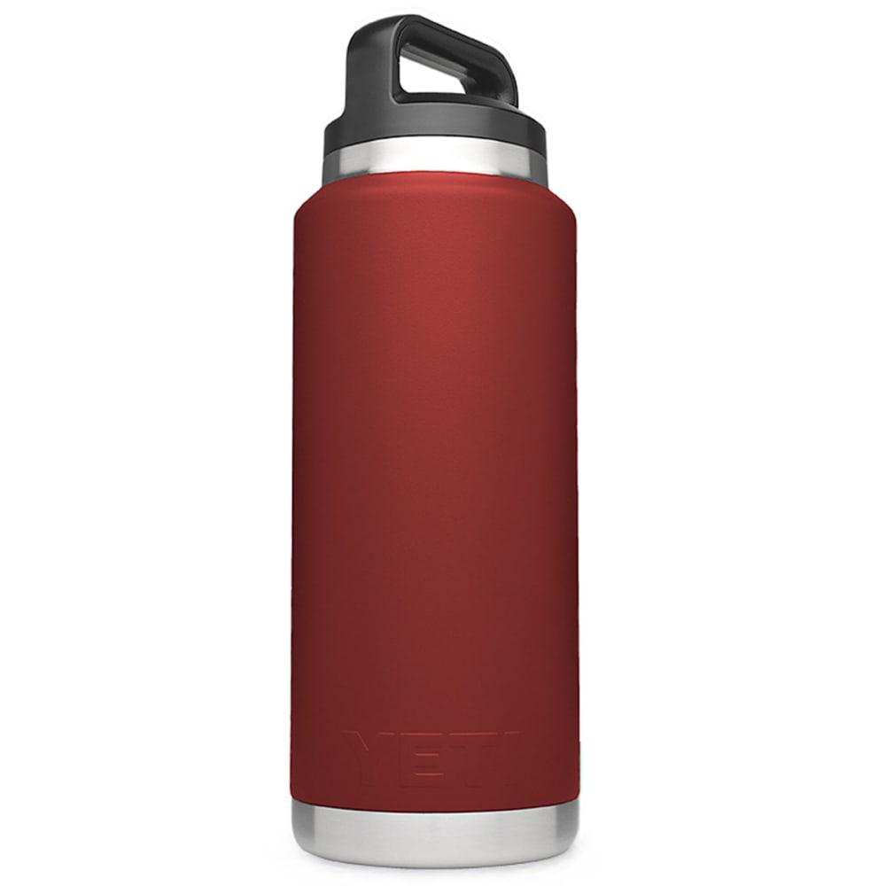 YETI 36 oz. Rambler Bottle - BRICK RED