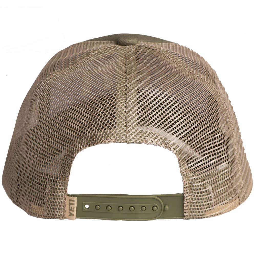 YETI Traditional Trucker Hat - OLIVE GREEN/YHOG