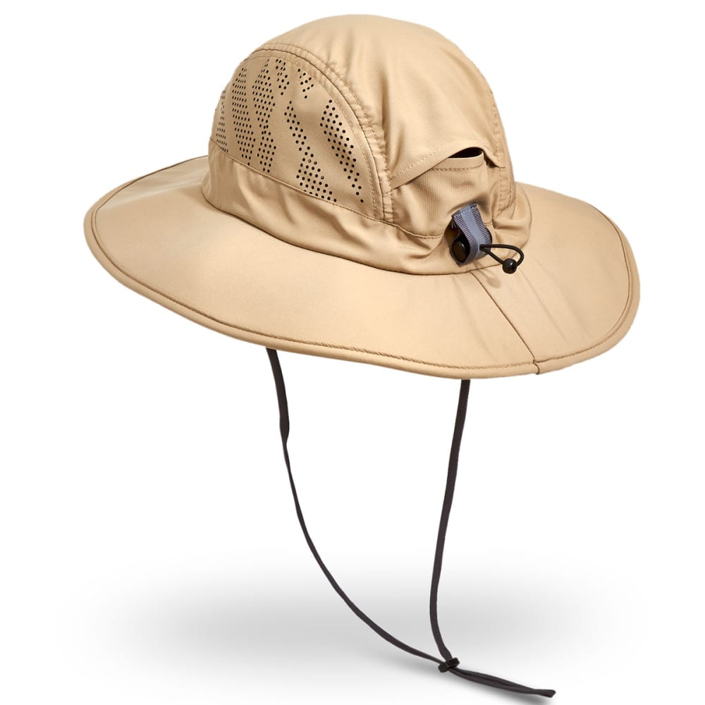 EMS Vented Trekker Hat - CHINCHILLA