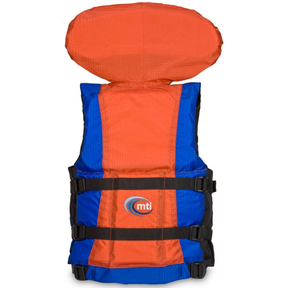 MTI Canyon V Youth PFD - BLUE/ORANGE