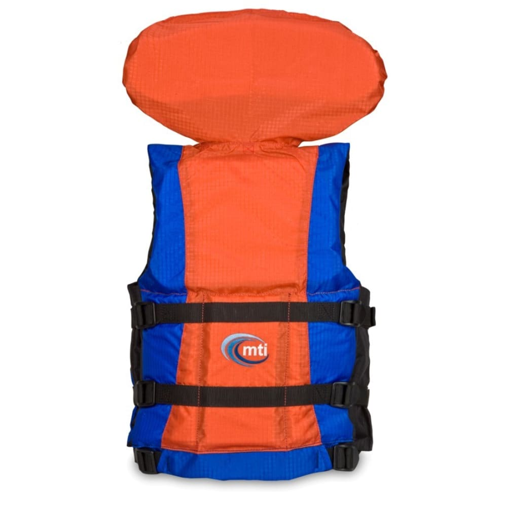 MTI Canyon V Adult PFD - BLUE/ORANGE