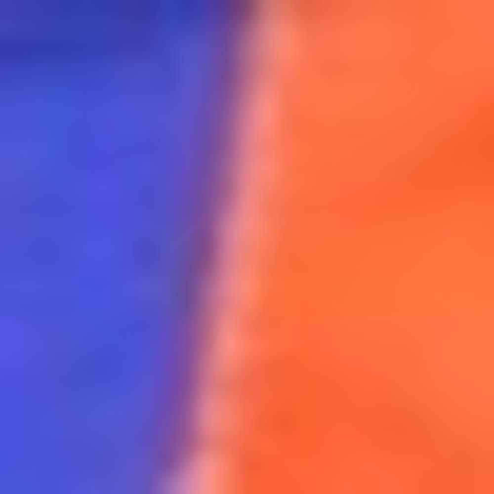 ORANGE/BLUE/BLACK