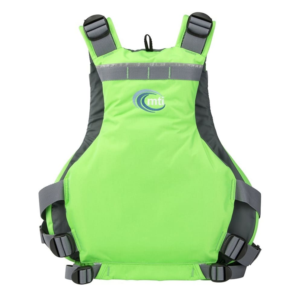 MTI Trident PFD - BRIGHT GREEN
