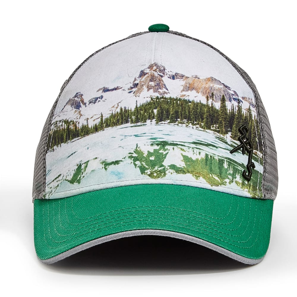 EMS® Mirror Lake Trucker Hat - GREEN