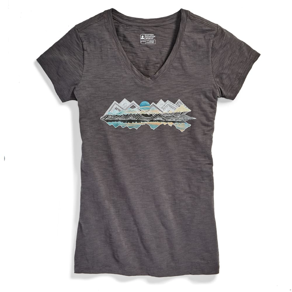 EMS Women's #Nofilter Graphic Tee - FORGED IRON