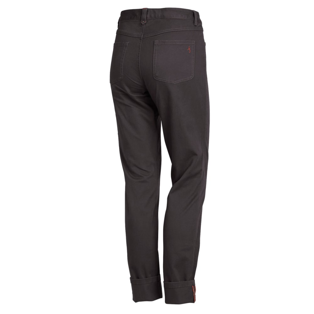 EMS Women's Donna Stretch Twill Pants - PHANTOM