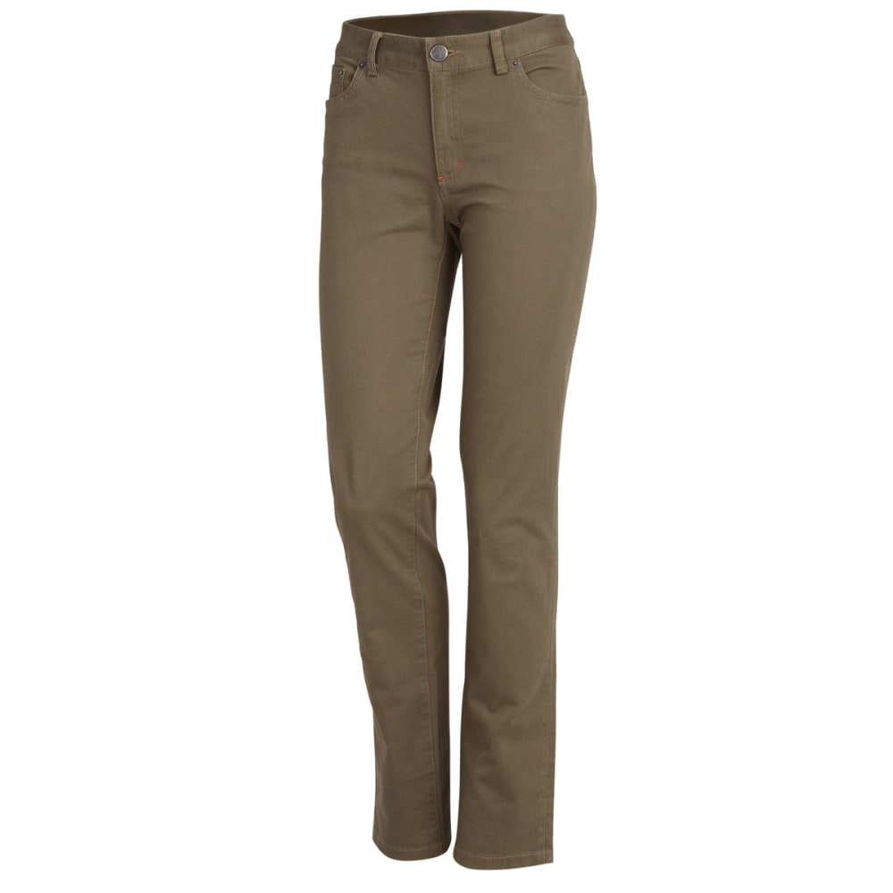 EMS Women's Donna Stretch Twill Pants - TARMAC