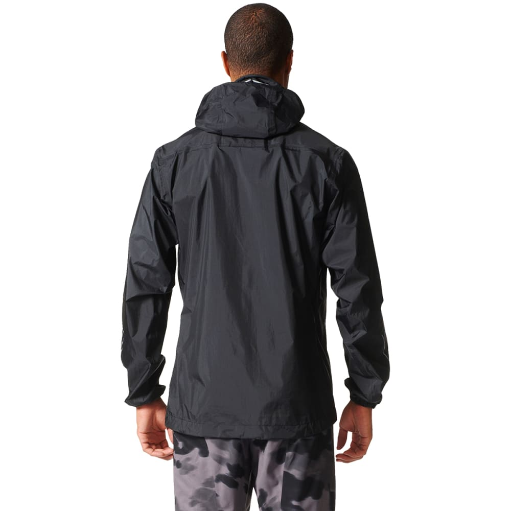 on feet images of half price first rate ADIDAS Men's Terrex FastPack 2.5L Jacket - Eastern Mountain ...