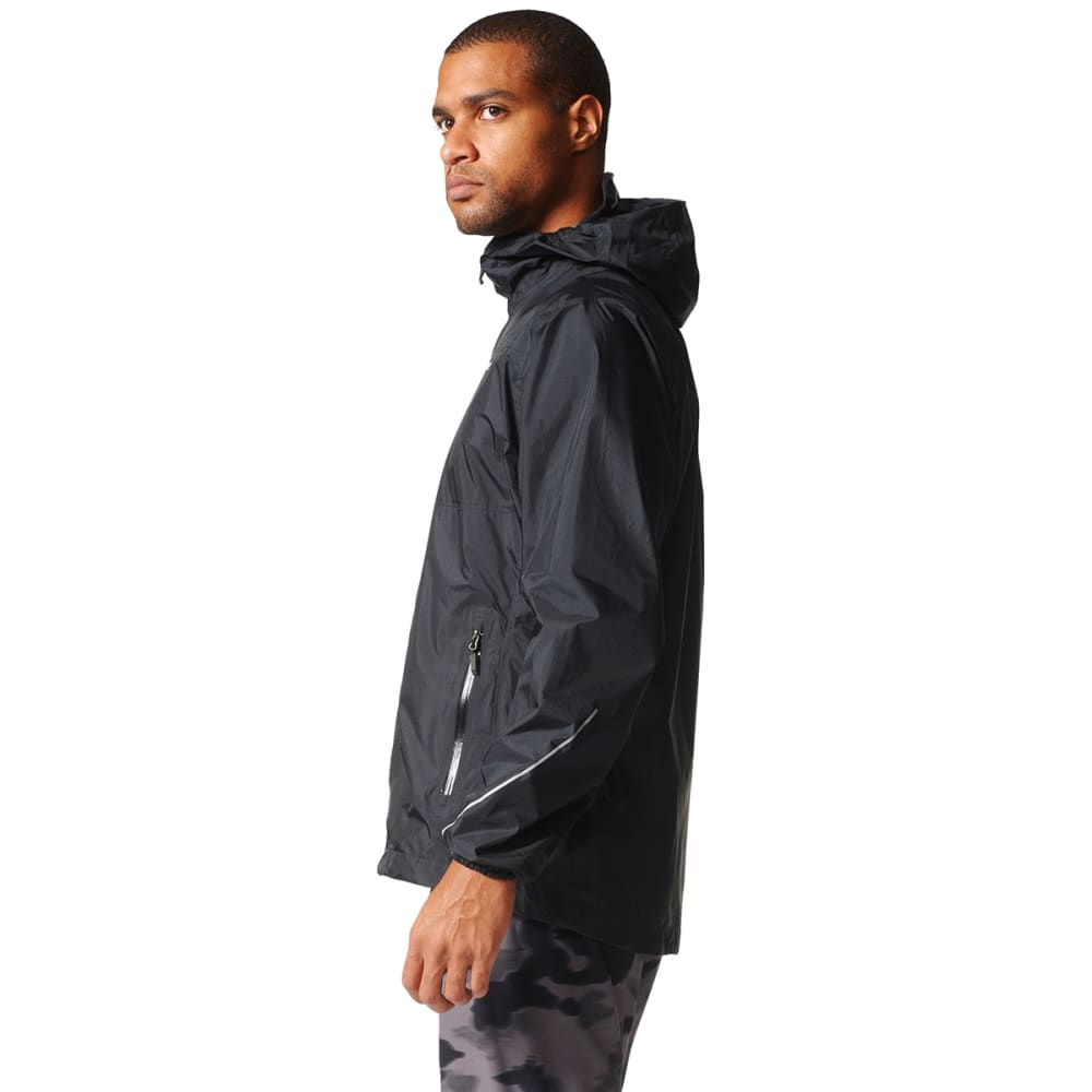 ADIDAS Men's Terrex FastPack 2.5L Jacket - BLACK