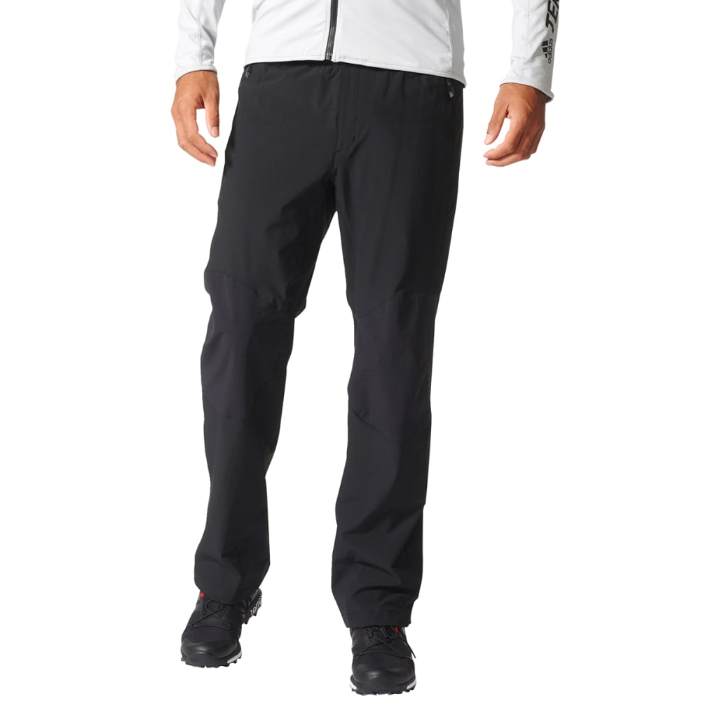 Adidas Men's Terrex Multi Outdoor Pants - BLACK/BLACK