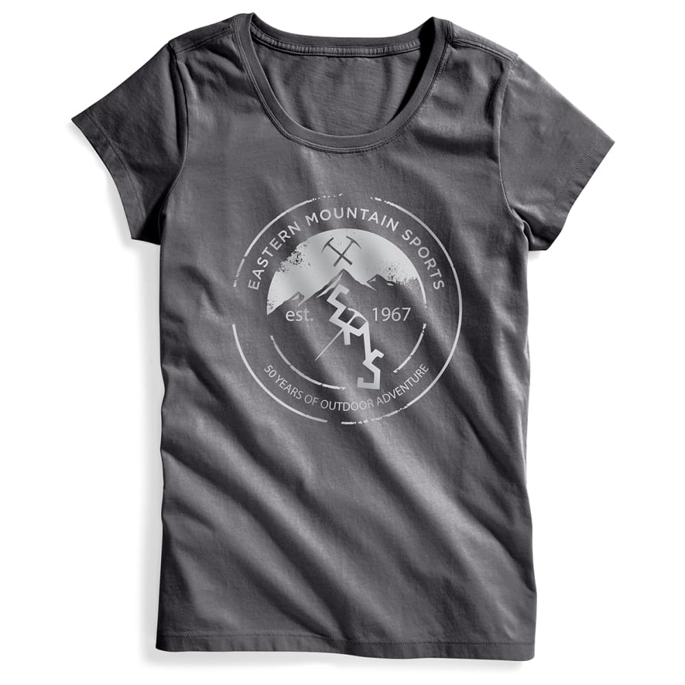 EMS Women's est. 1967 Graphic Tee - PHANTOM