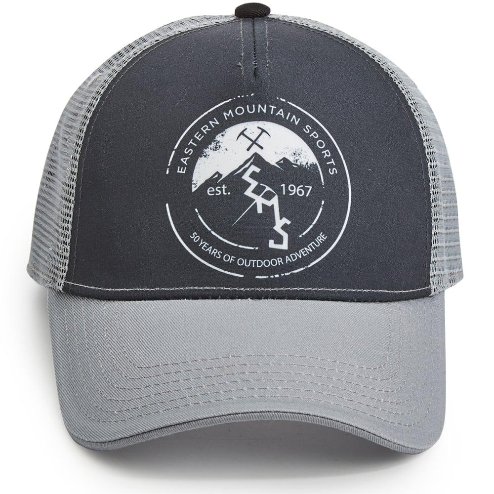 EMS® Men's #1967 Trucker Hat - DARK GREY