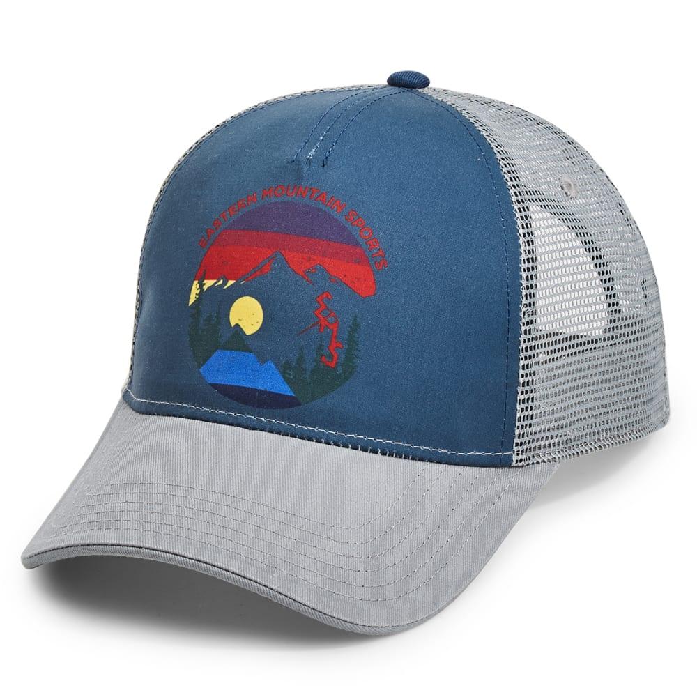 EMS® Men's Heritage Trucker Hat - DARK GREY