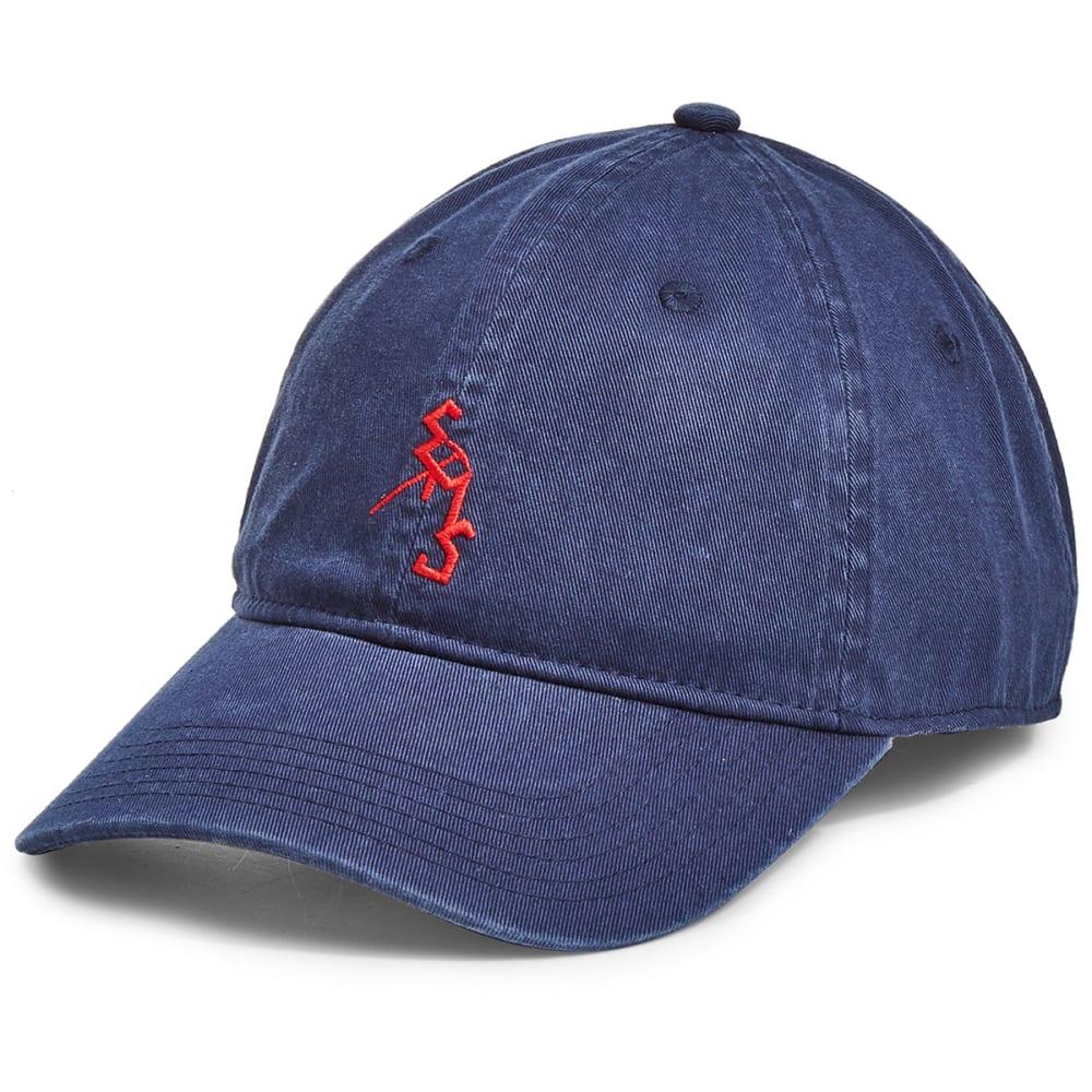 EMS® Men's Washed Twill Ice Axe Logo Cap - PEACOAT