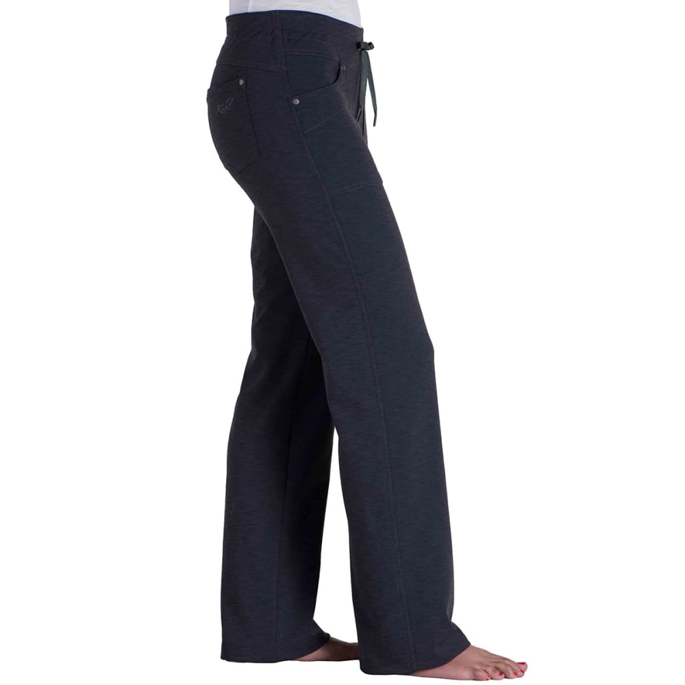 KÃœHL Women's Mova Pants  - CHH-CHARCOAL HEATHER