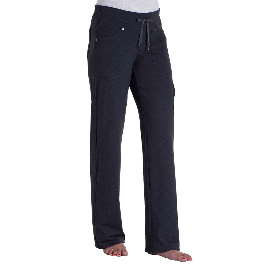 KÃœHL Women's Mova Pants - CHH-CHARCOAL HEATHER