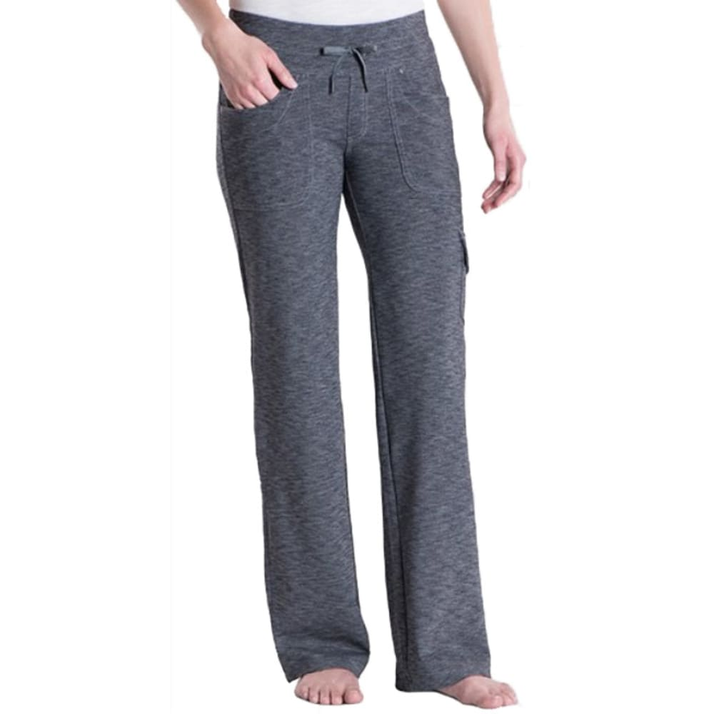 KÜHL Women's Mova Pants - DH-DARK HEATHER
